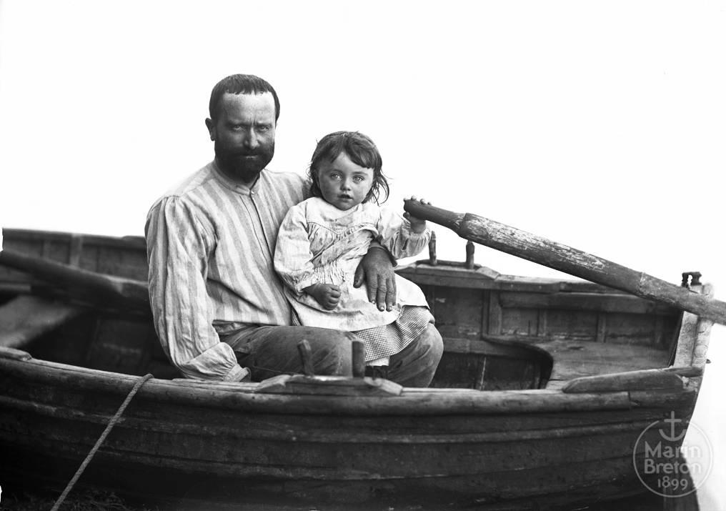 Première tentative à la godille (1910)