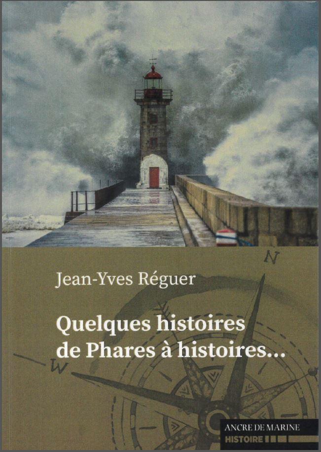 Couverture Histoire de phares